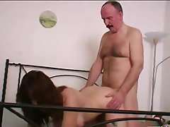 Brunette, Hairy, Russian, Old and Young
