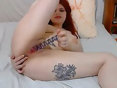 Amateur, Big Boobs, Double Penetration, Redhead