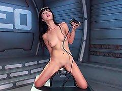 Lanet makine, Solo, Seks oyuncakları, Mastürbasyon