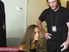 Teen, Small Tits, Bondage, Big Cock