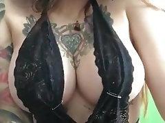 Teen, Tattoo, Big Tits