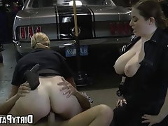 Hardcore, Interracial, MILF, Threesome