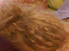 Anal, Blonde, Creampie, Lingerie
