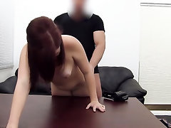 Anal, Babe, Casting, Creampie