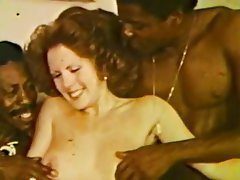 Interracial, Threesome, Vintage