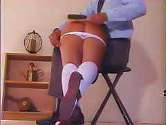 BDSM, Old and Young, Spanking